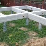 Как сделать свайно ростверковый фундамент
