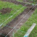 Как можно сделать столбчатый фундамент под малые строения?