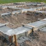 Как правильно залить фундамент под дом?