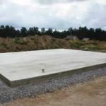 Что представляет монолитный бетонный фундамент