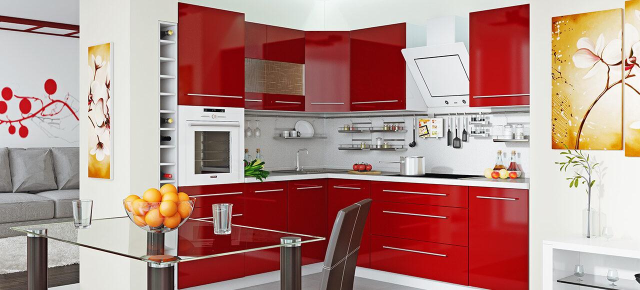 Новый дизайн кухни