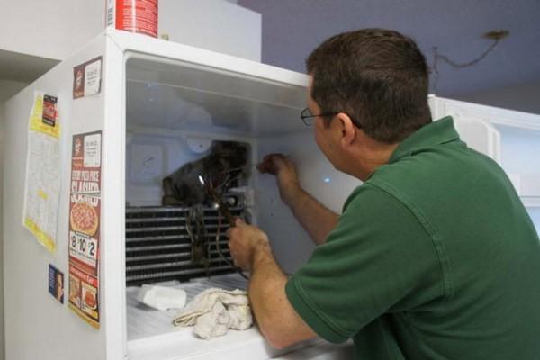 Ремонт морозильных камер