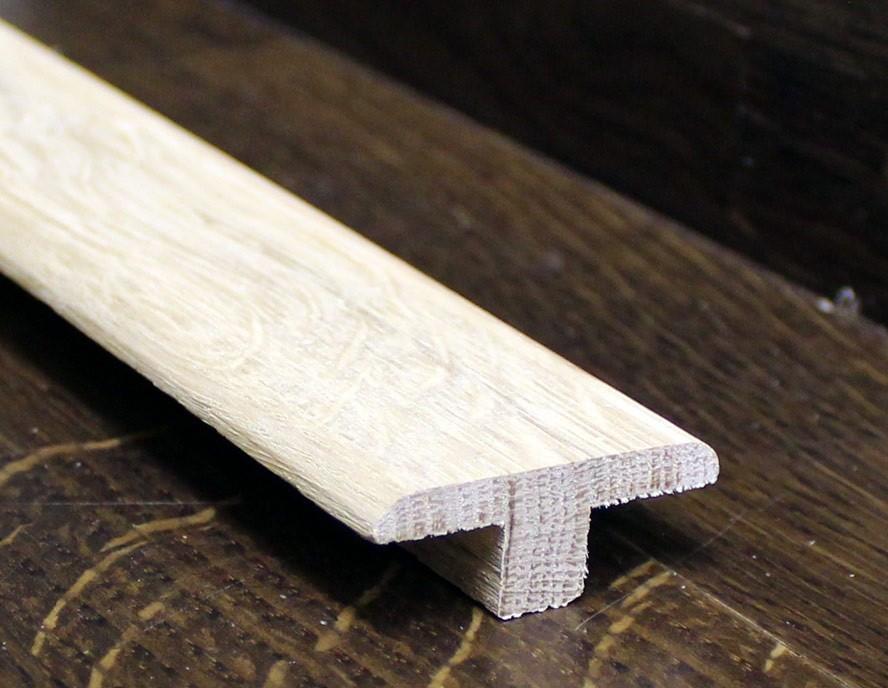 Деревянный порог для ламината