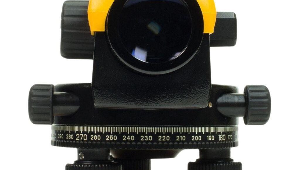 Области применения оптических нивелиров