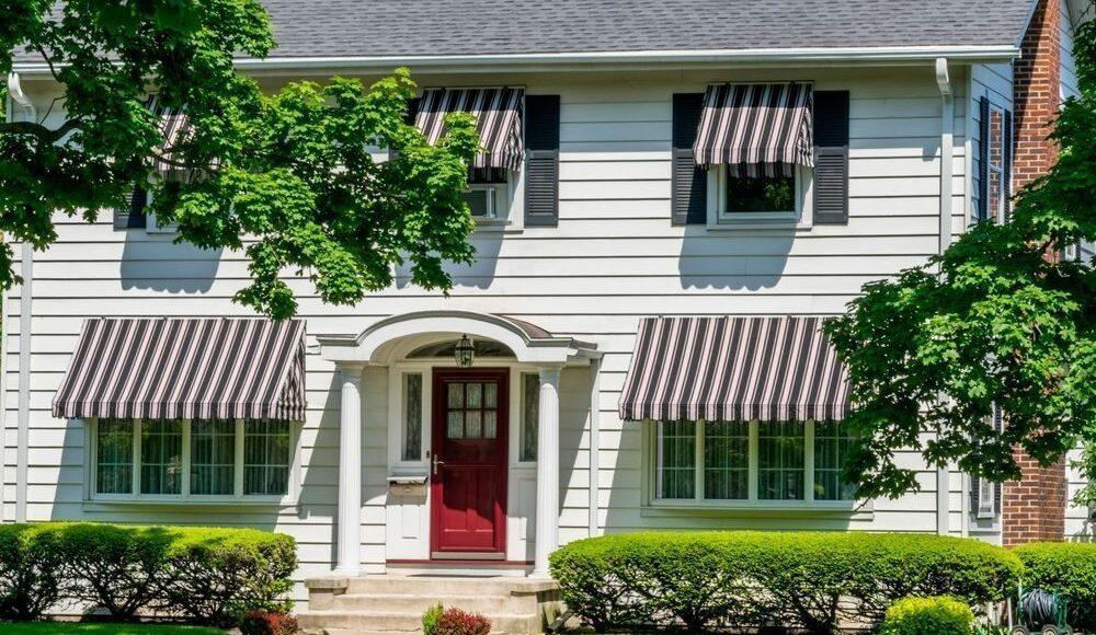 Как преобразить внешний вид частного дома