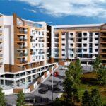 Строительство многоквартирных жилых домов