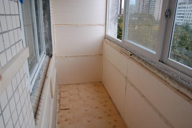 Утепление балкона своими руками: пошаговая инструкция