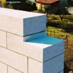 Этапы строительства дома из газобетона