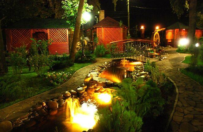 Садово-парковое освещение: критерии выбора светильников