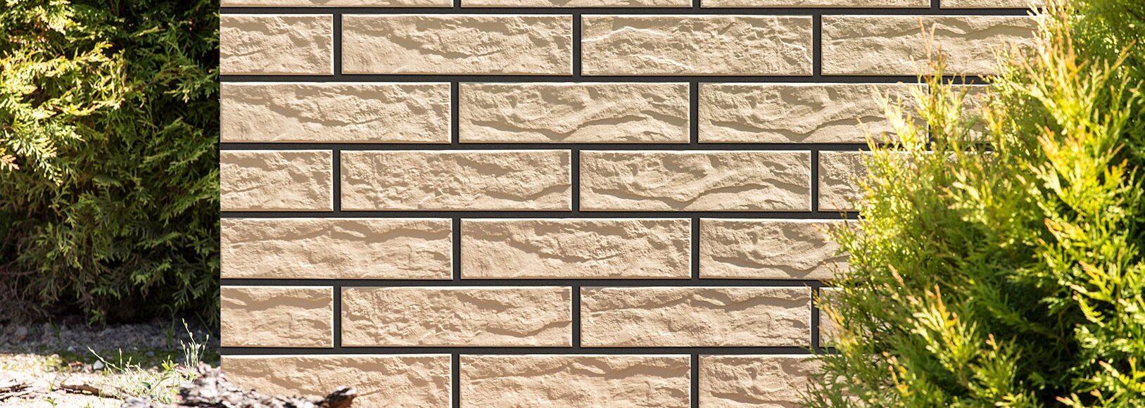 О применении фасадной плитки