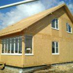 Преимущества строительства из панелей