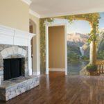 Особенности использования фресок в интерьере дома