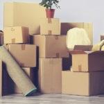 Как запаковывать вещи при переезде