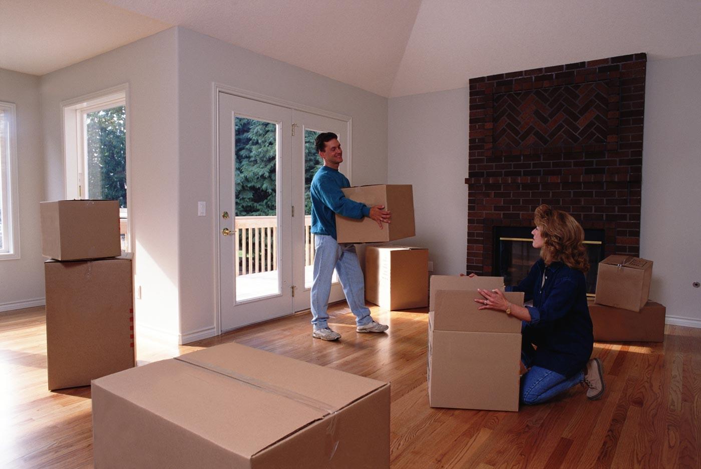 Упаковываем вещи для переезда
