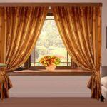 Отпаривание штор для безупречного оформления окна