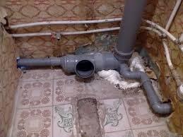 Замена канализации в квартире. Средняя стоимость работ по монтажу системы