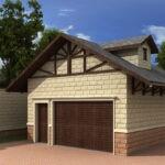 Как построить гараж бюджетно