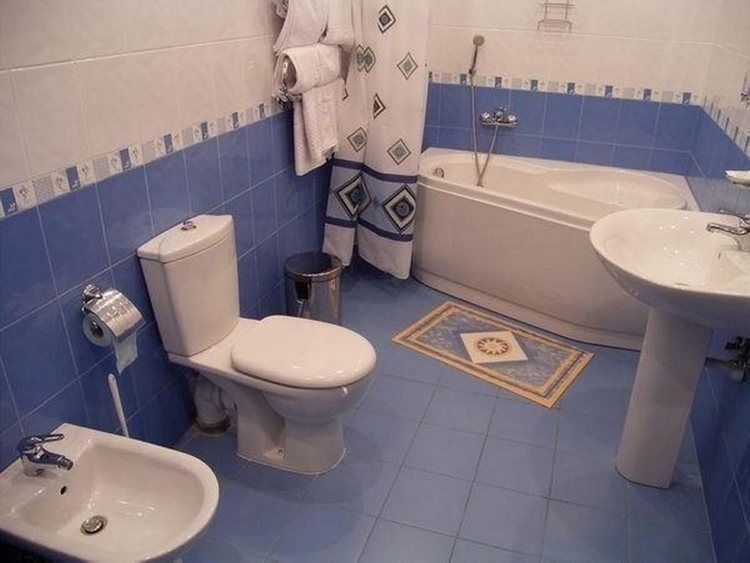 Ремонт ванной эконом