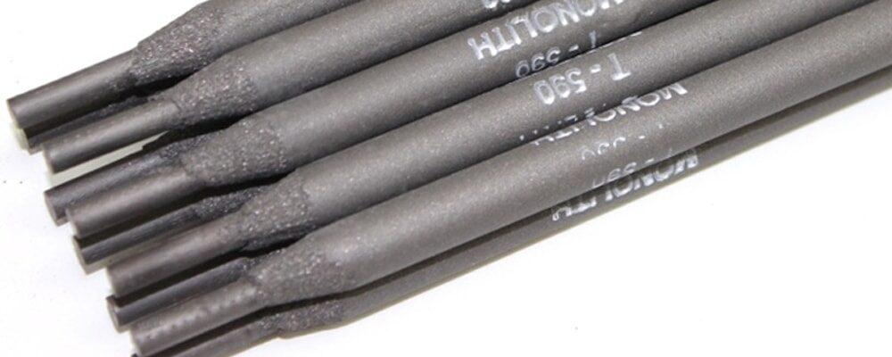 Электроды для наплавки на рабочие поверхности изделий