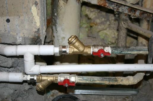 Новые трубы из полипропилена или как поменять водопровод