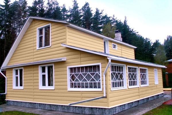 Вагонка или блок-хаус какую отделку выбрать
