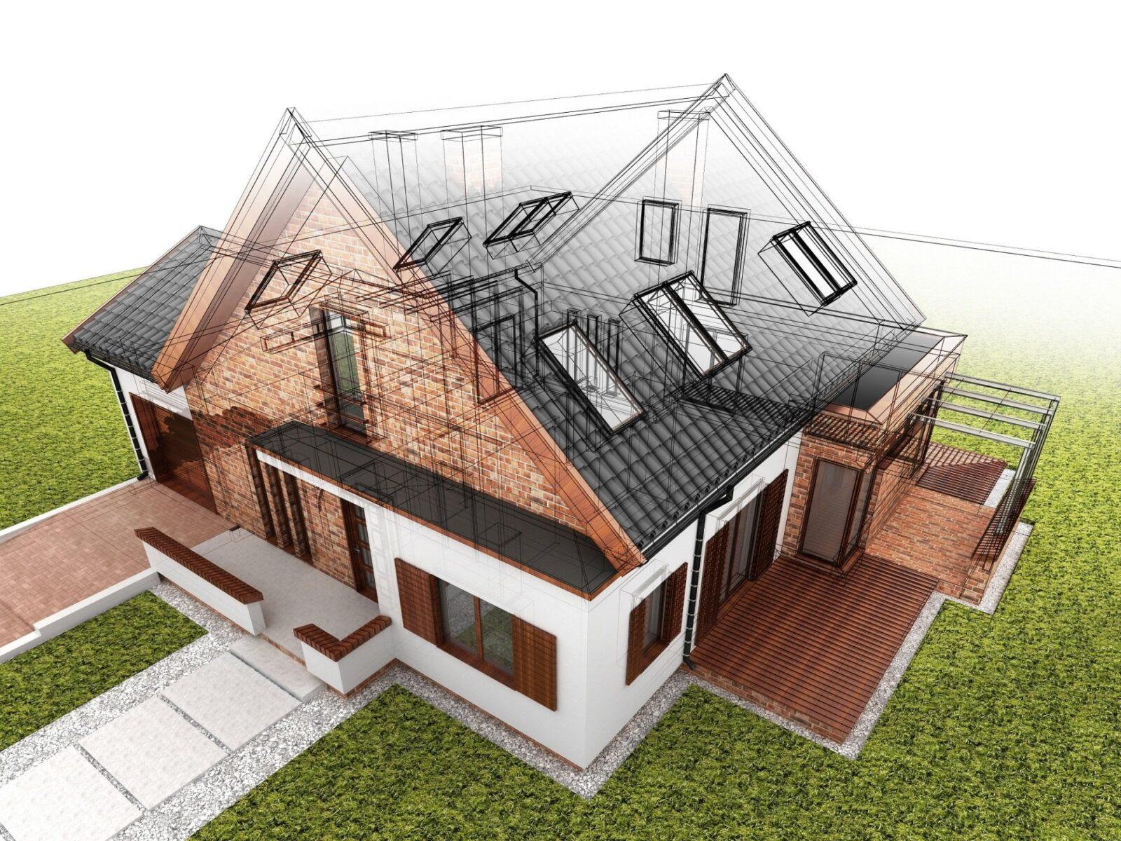 Архитектурный план
