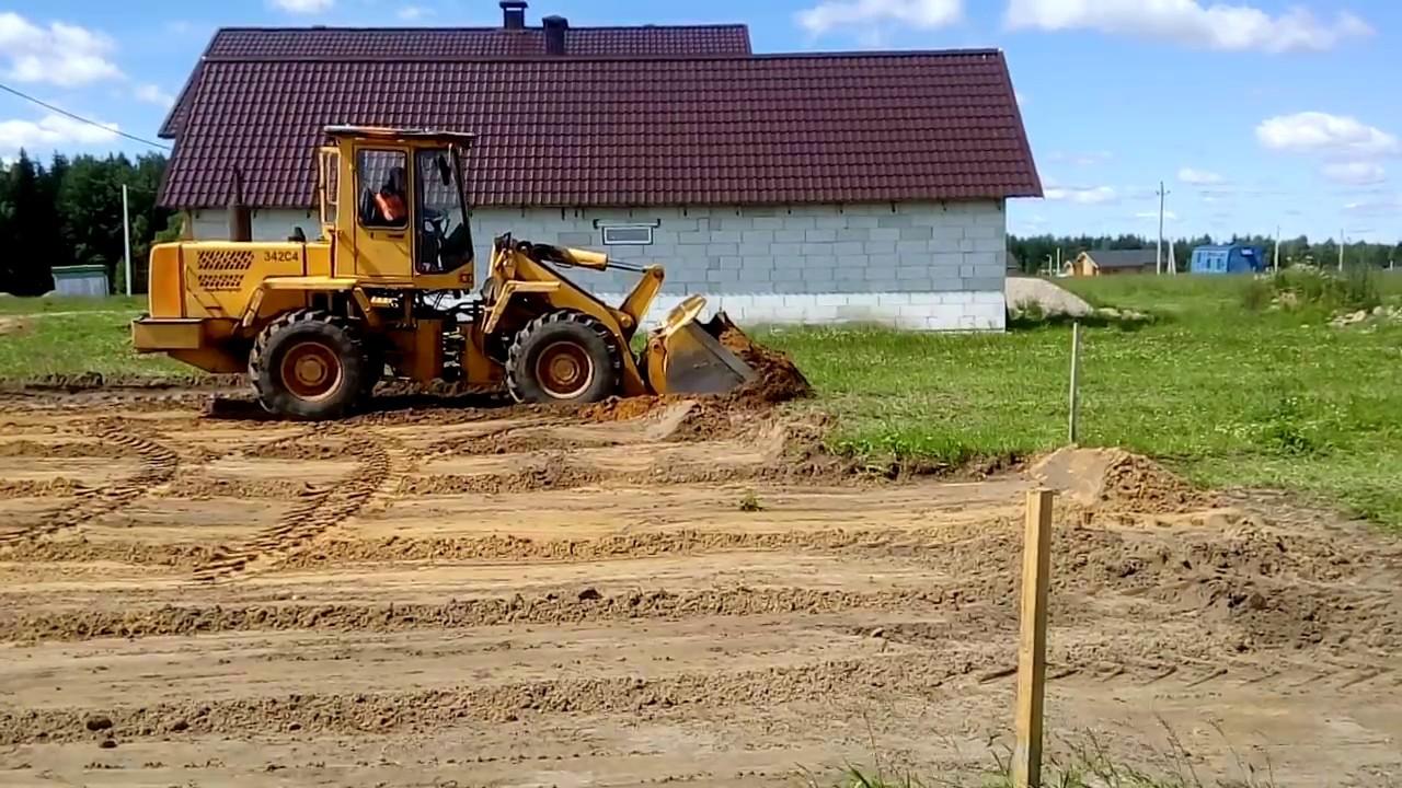 участок под строительство дом