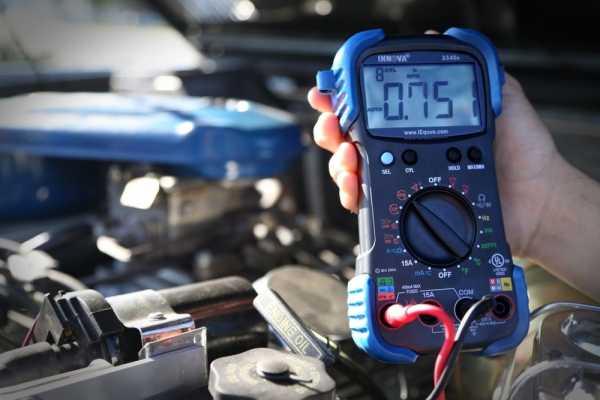 Как использовать мультиметр для вашего авто