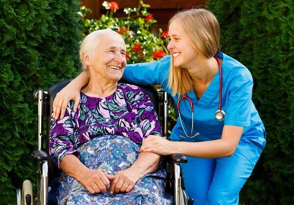 Пансионатов для престарелых