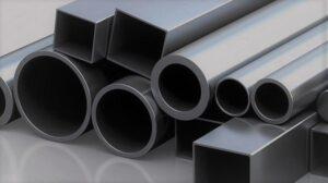 Все виды стальных труб