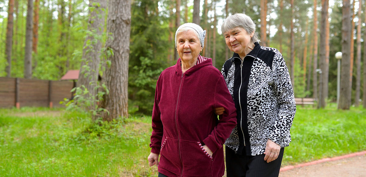 Возрастные проблемы пожилых людей