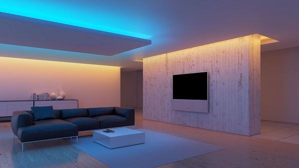 Можно ли использовать led ленты в качестве основного освещения