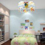 Какой светильник выбрать в детскую комнату?