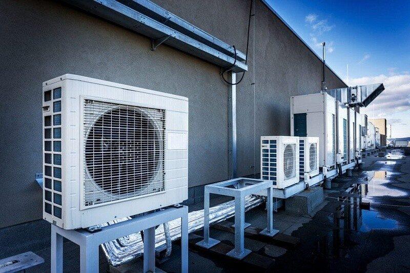 Климатическое оборудование для бытовых и промышленных целей