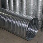 Надежные сварные воздуховоды из черной стали изготовленные компанией «Фабрика Вентиляции»