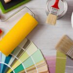 Особенности интерьерных красок для ремонта квартиры